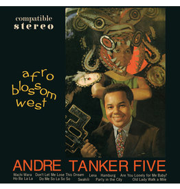 Andre Tanker Five ‎– Afro Blossom West LP