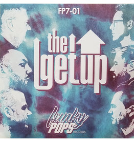 The Getup ‎– Porky Pies 7""