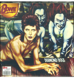 PARLOPHONE David Bowie - Diamond Dogs (45th Anniversary Limited Edition Red Vinyl) LP
