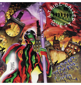 HH A Tribe Called Quest – Beats, Rhymes And Life 2LP
