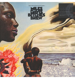 COLUMBIA Miles Davis ‎– Bitches Brew  2LP