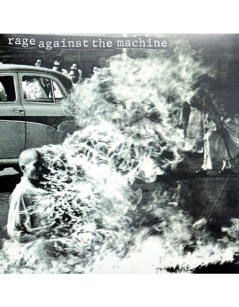 Rage Against The Machine ‎– Rage Against The Machine LP (Reissue)