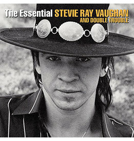 Stevie Ray Vaughan And Double Trouble ‎– The Essential Stevie Ray Vaughan And Double Trouble 2LP