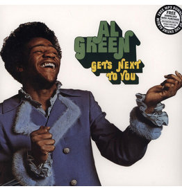 FAT POSSUM Al Green - Gets Next To You LP (Reissue)