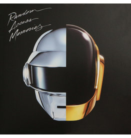 COLUMBIA Daft Punk ‎– Random Access Memories 2LP