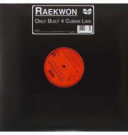 RCA Raekwon ‎– Only Built 4 Cuban Linx 2LP