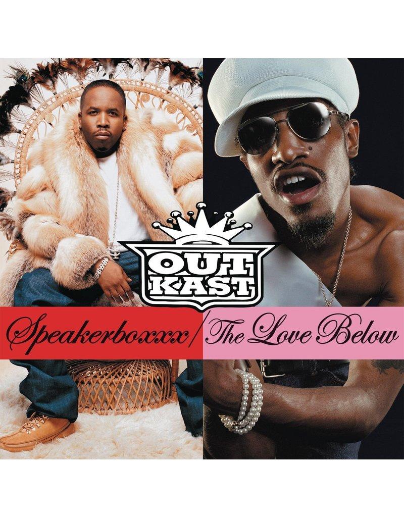 HH OutKast – Speakerboxxx / The Love Below 4LP