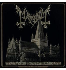 Mayhem – De Mysteriis Dom Sathanas Alive 2LP