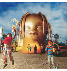 Travis Scott ‎– Astroworld 2LP (2018)