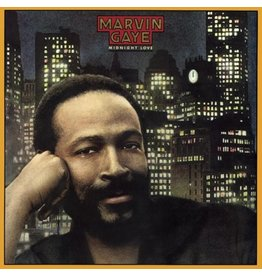 COLOMBIA Marvin Gaye ‎– Midnight Love LP