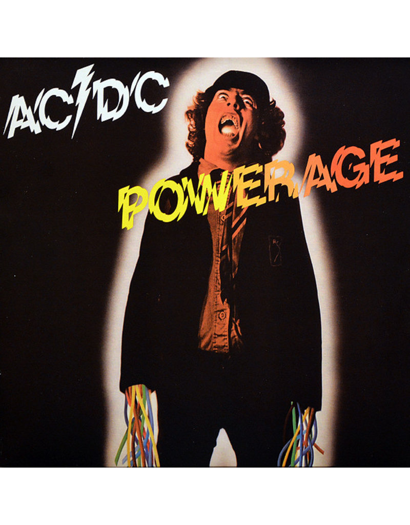 COLOMBIA AC/DC ‎– Powerage LP