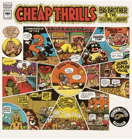 COLUMBIA Janis Joplin - Cheap Thrills LP