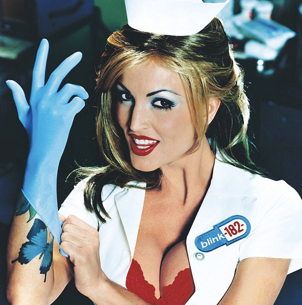 Blink 182 Enema Of The State Limited Coloured Vinyl