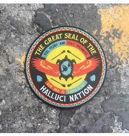EL A Tribe Called Red - We Are The Halluci Nation 2LP (2017)