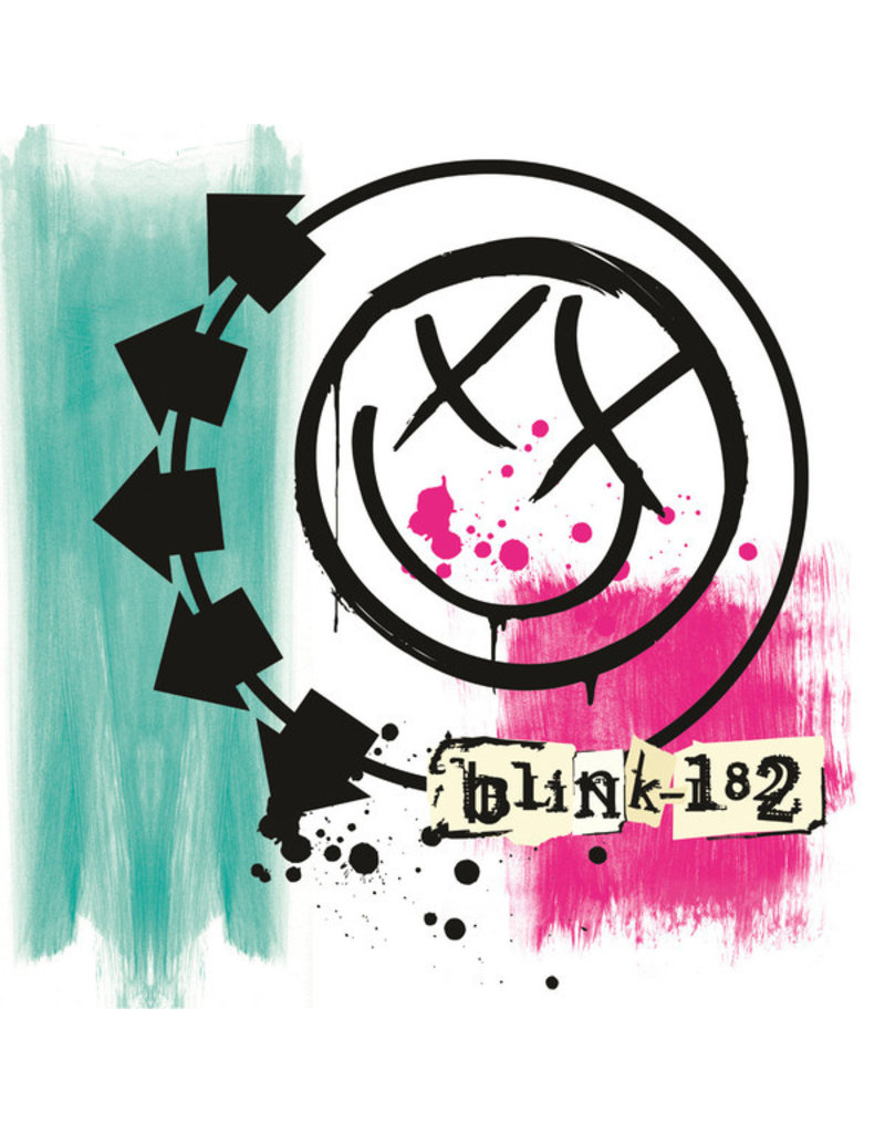 Blink-182 – Blink-182 (Limited Coloured Vinyl) LP