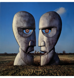 Pink Floyd ‎– The Division Bell (25th Anniversary Limited Edition Blue Vinyl) 2LP