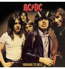 COLOMBIA AC/DC ‎– Highway To Hell LP