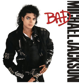 EPIC Michael Jackson ‎– Bad LP