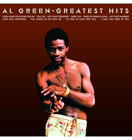 FAT POSSUM Al Green ‎– Greatest Hits LP (Reissue)