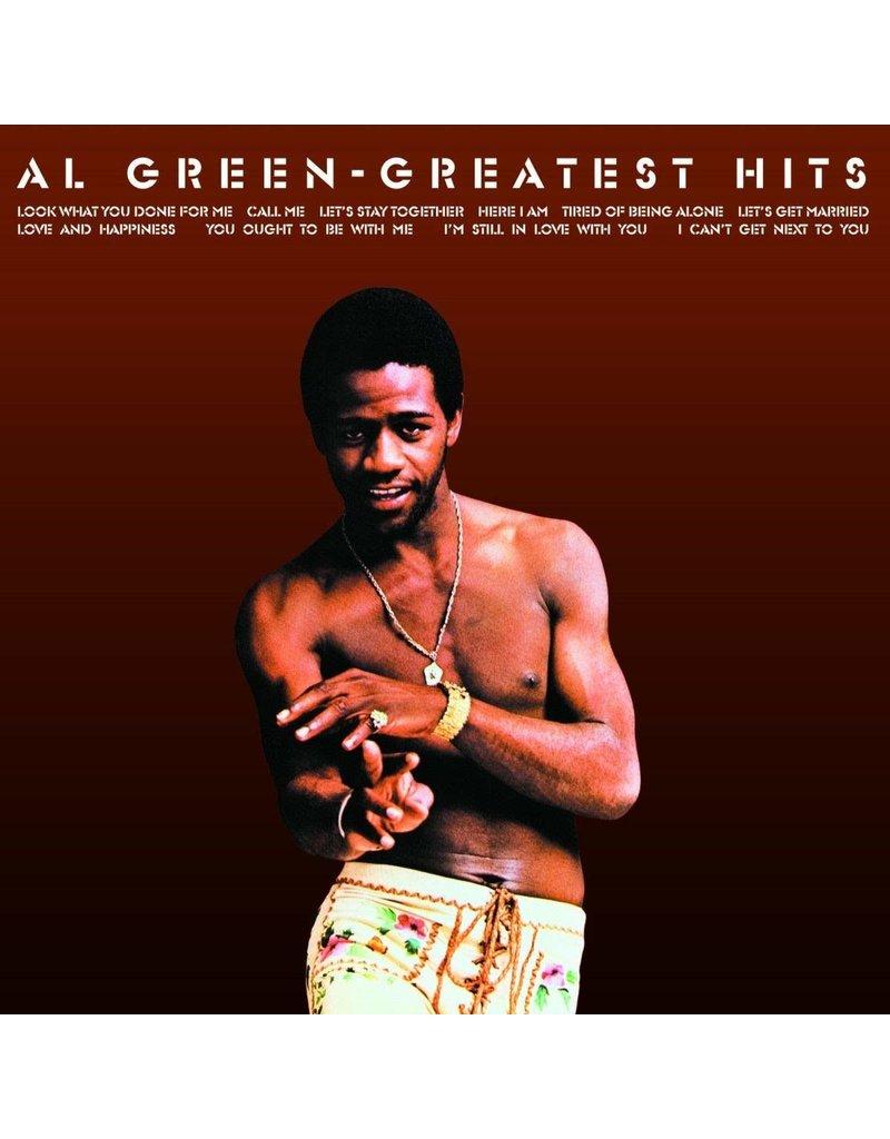 FAT POSSUM Al Green – Greatest Hits LP (Reissue)