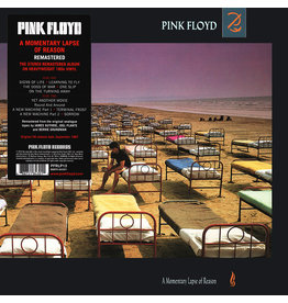 Pink Floyd ‎– A Momentary Lapse Of Reason LP