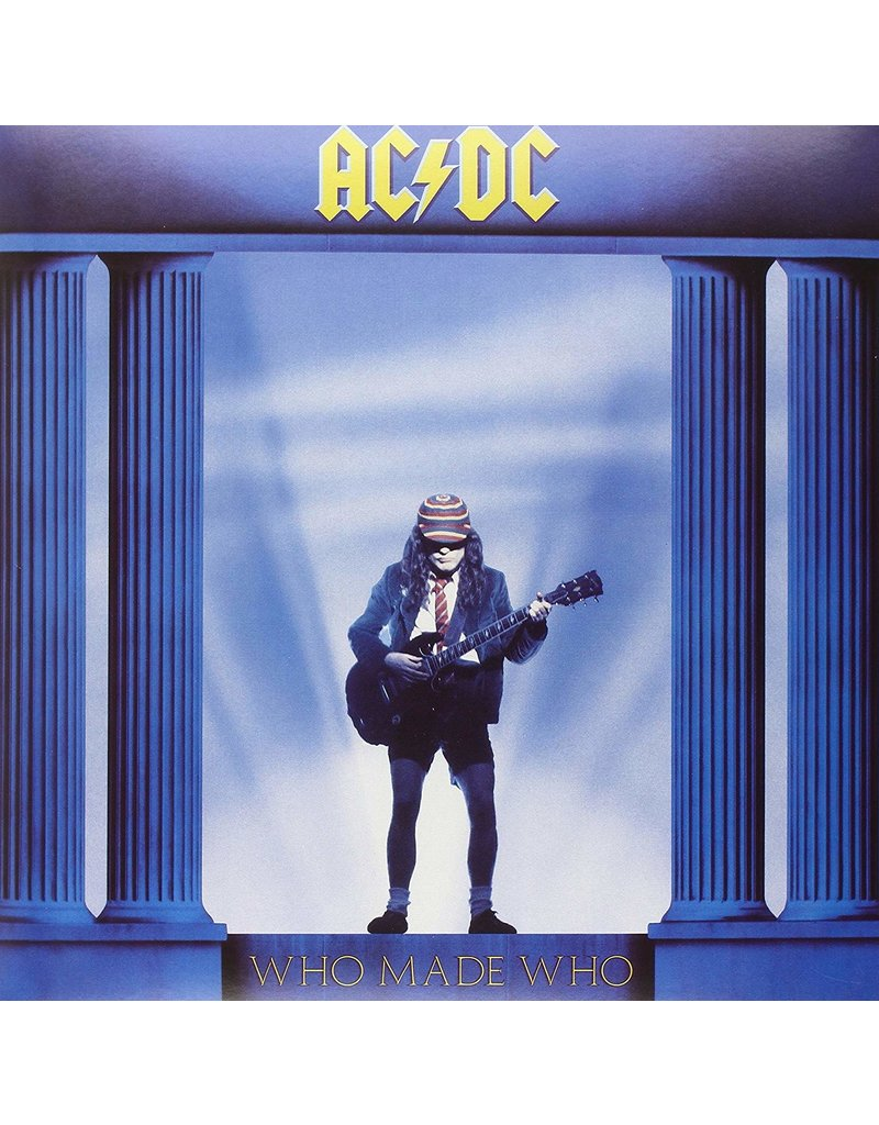 AC/DC ‎– Who Made Who LP