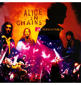 Alice In Chains ‎– MTV Unplugged 2LP