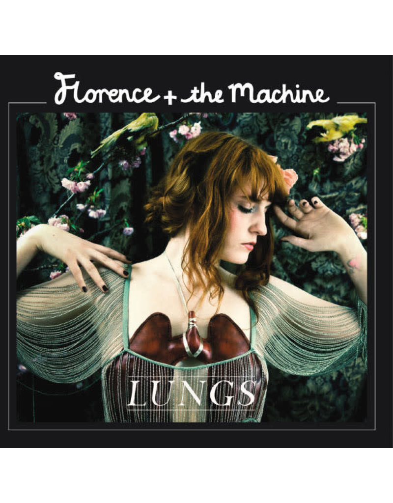 ISLAND Florence & The Machine - Lungs LP