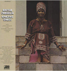 ATLANTIC Aretha Franklin ‎– Amazing Grace 2LP