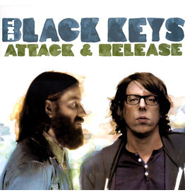 The Black Keys ‎– Attack & Release LP