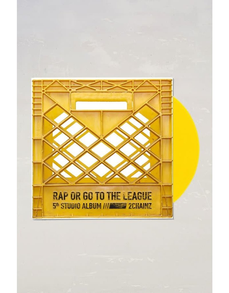 DEF JAM 2 Chainz ‎– Rap Or Go To The League 2LP