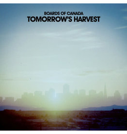 Boards Of Canada – Tomorrow's Harvest 2LP