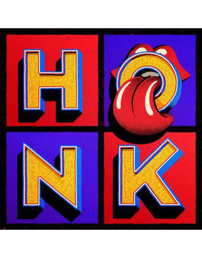 INTERSCOPE The Rolling Stones - Honk 2LP