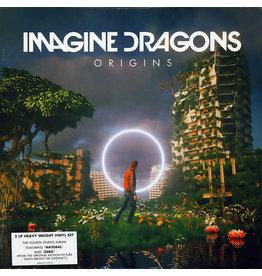 INTERSCOPE Imagine Dragons ‎– Origins 2LP