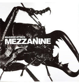 VIRGIN Massive Attack ‎– Mezzanine 2LP