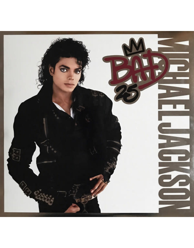 1c555813 Michael Jackson – Bad 25 (25th Anniversary Edition) 2LP - Play De ...