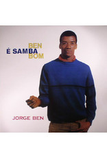 Jorge Ben – Ben É Samba Bom (180g) LP, 2017 Reissue