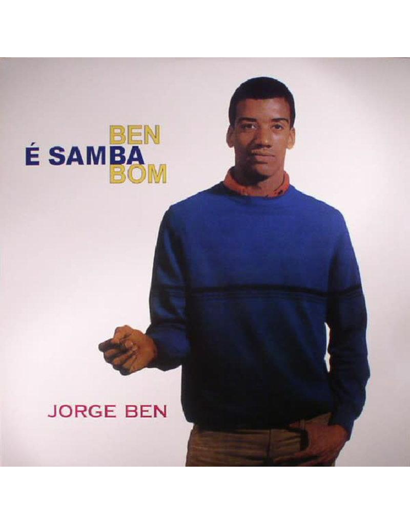 Jorge Ben – Ben É Samba Bom (180g) LP