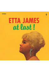 Etta James ‎– At Last! LP