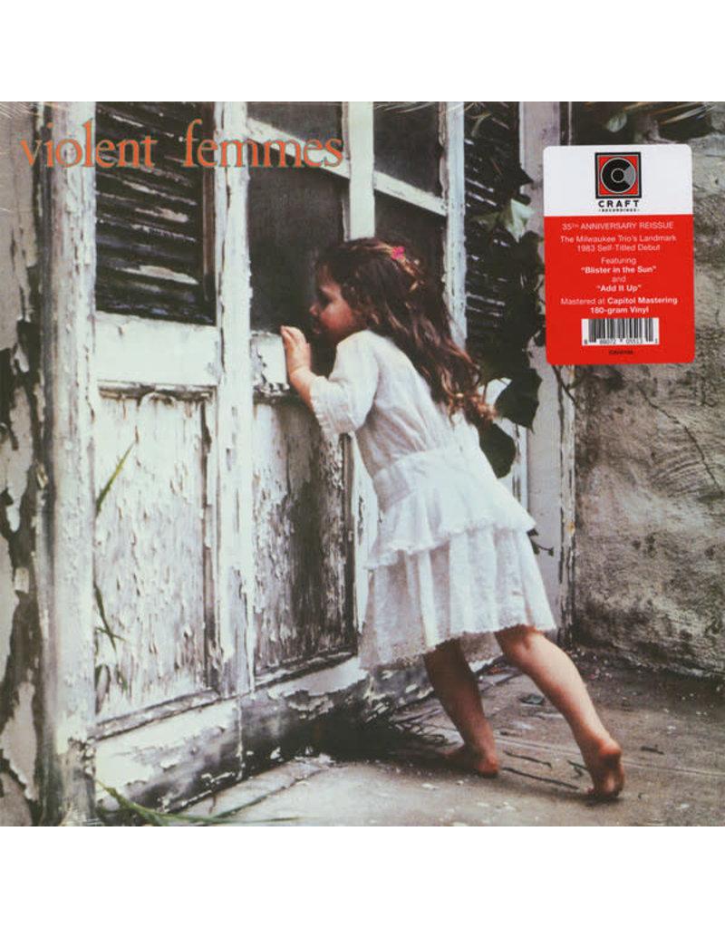 Violent Femmes – Violent Femmes (180g/35th Anniversary Reissue) LP