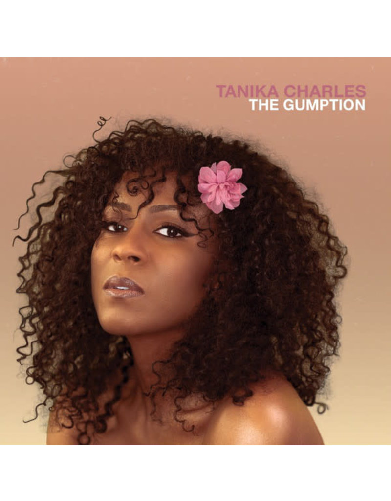 Tanika Charles ‎– The Gumption LP