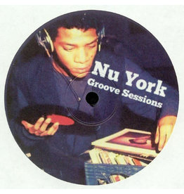 Various Artists ‎– Nu York Groove Sessions #2 12""