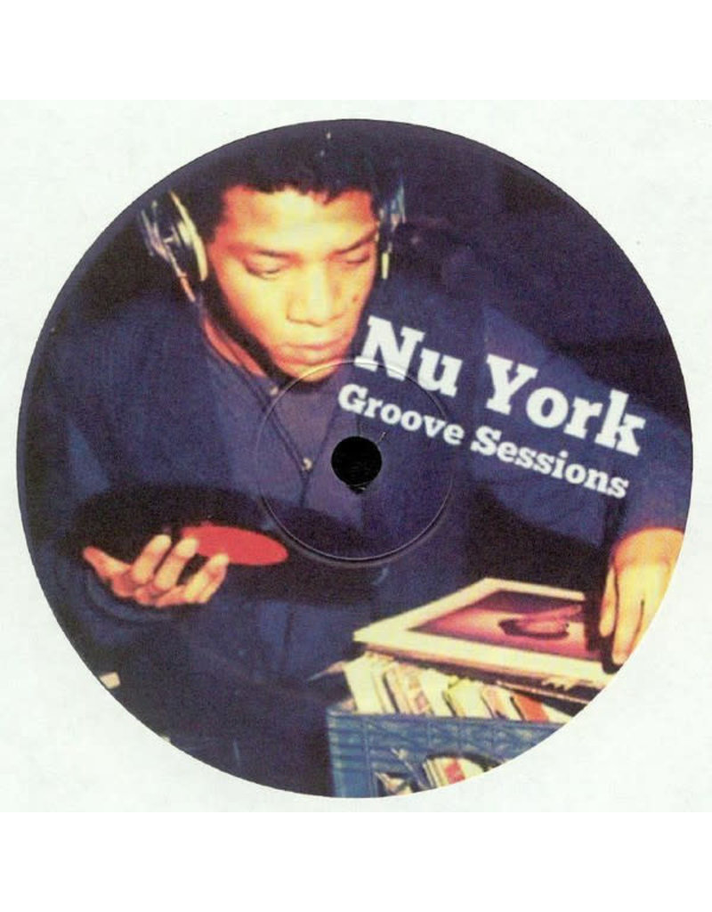 """Various Artists – Nu York Groove Sessions #2 12"""""""