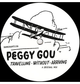 """Peggy Gou – Travelling Without Arriving 12"""""""