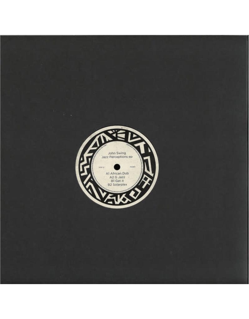 "John Swing – Jazz Perceptions EP 12"""