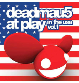 EL deadmau5 ‎– At Play In The USA Vol. 1 2LP