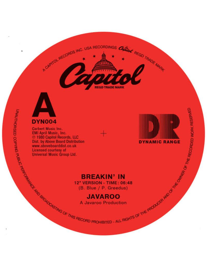 """Javaroo – Breakin' In 12"""""""
