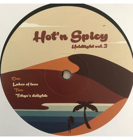 FS - FUNK/SOUL/RAREGROOVE HOLDtight ‎– Hot & Spicy VOL.3 12""