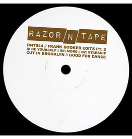 "Frank Booker – Frank Booker Edits Pt. 2 12"""