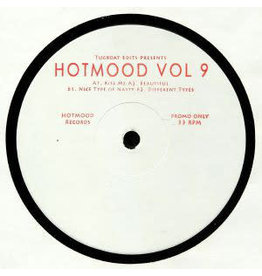 Hotmood ‎– Hotmood Vol 9 12""